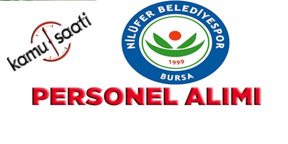 Nilüfer Belediyesi Personel Alımı, İş Başvurusu
