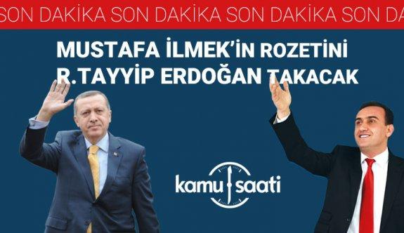 SON DAKİKA: İncesu Belediyesi Başkanı Mustafa İlmek Ak Partiye Mi Geçti