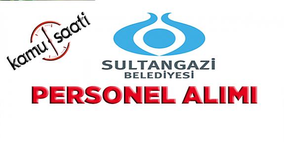 Sultangazi Belediyesi Personel Alımı, İş Başvurusu