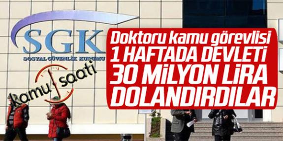 Tekirdağ'da SGK'yı zarara uğratan 46 kişi yakalandı | Mal Varlığına El Koyun