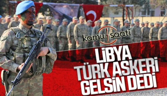 Türk Askerinin Libya'ya Gitmesine Onay Geldi Türkiye Libya'da Askeri Üs Kuracak
