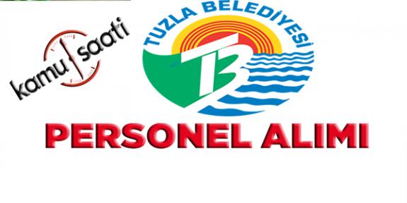 Tuzla Belediyesi Personel Alımı, İş Başvurusu