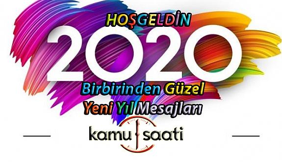 Yeni Yıl Mesajları | 2020 Yılı Mesajları
