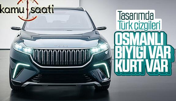 Yerli otomobilin tasarımında Türk detayları Heyecan Yarattı!