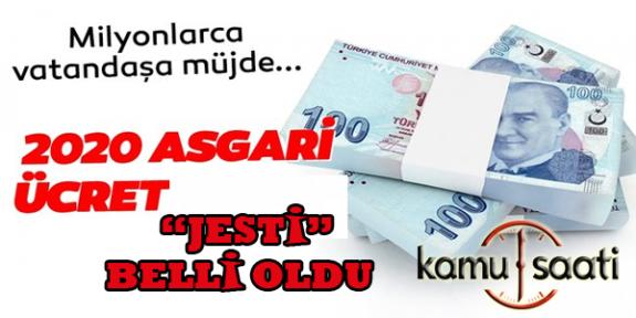 Asgari Ücrette Yapılan 'jest'in Miktarı Belli Oldu!