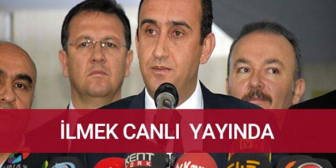 Başkan Mustafa İlmek Canlı Yayında..! Tv Kayseri izle canlı yayın