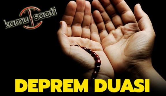 Dogal Afetlerden Korunmak  ve Depremi Durduran Peygamber Efendimizin Duası