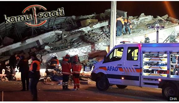 Elazığ ve Malatya illerinde yaşanan depremde can kaybı git gide artıyor: Hayatını kaybedenlerin sayısı 21 kişiye ulaştı