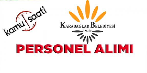 Karabağlar Belediyesi Personel Alımı, İş Başvurusu