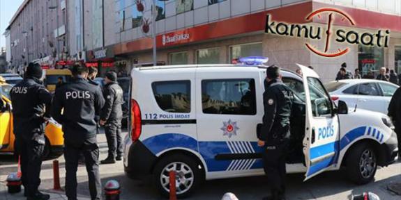 Kayseri Meydanında Dur ihtarina Uymadı ,Polise Çarptı!