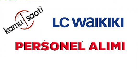 LCWaikiki  Satış Danışmanı Personel Alımı