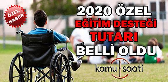 2020 Özel Eğitim Okulu Engellilere Verilen Destek Miktarı Belli Oldu