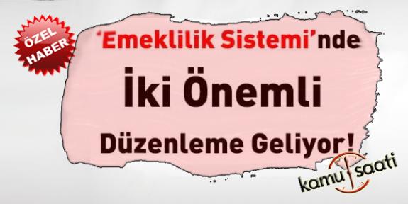 Yeni torba yasada Emeklilikle Alakalı 2 Süpriz düzenleme Nelerdir! İşte Ayrıntılar...