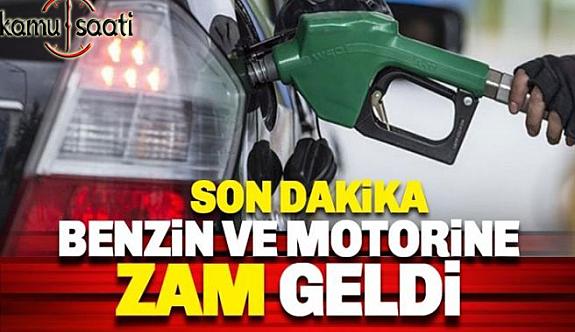 Flaş Haber! Benzin ve Motorin Fiyatlarına Sinsice Zam Yapıldı