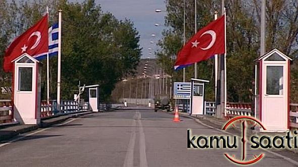 Flaş Haber! Yunanistan'ın Göçmenleri Kabul Etmiyor Sınır Kapısında Çatışmalar Başladı
