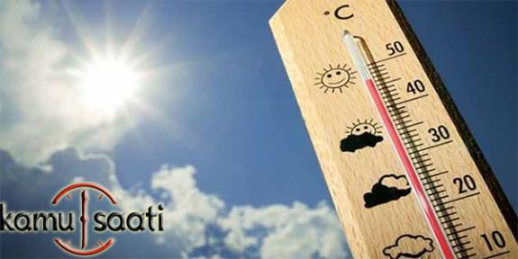 Havalar İyice Şaşırdı ! Sıcaklıklar Artacağı Duyuruldu