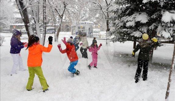 Kayseri'de okullar tatil mi,Pınarbaşı'nda yarın okullar tatil mi 5 şubat 2020 çarşamba