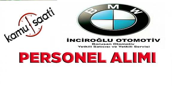 Kayseri İnciroğlu Otomotiv A.Ş Satış Danışmanı Personel Alımı