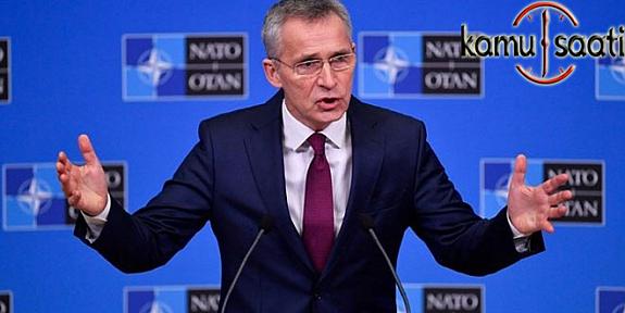 NATO'dan Türkiye'ye Jest Gecikmedi !