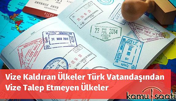 Türkiyeden Hangi Avrupa Ülkelerine Vize Olmadan Gidilebilir?