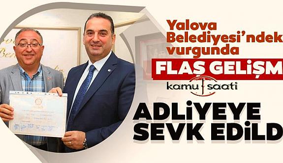 Yalova Belediyesi'ndeki Soruşturmada Yeni tutuklamalar Eklendi !