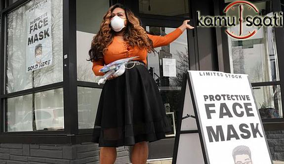 ABD'De Kriz Fırsata Çevirildi Koronavirüs Mağazası Açıldı !