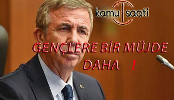 Ankara'da Büyükşehir Meclis'inden Engellilere Müjdeli Haber!