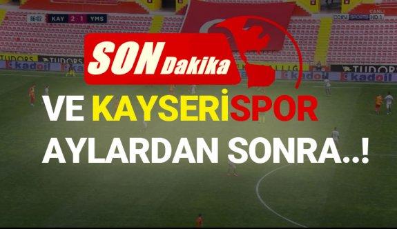 Kayserispor-Yeni Malatyaspor maçı kaç kaç bitti! İşte o sonuç 15 mart 2020