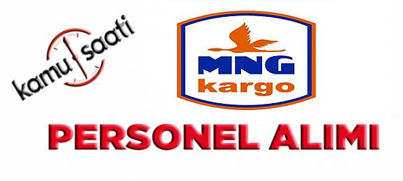 MNG Kargo Müşteri Deneyimi Müdür Yardımcısı  Personel Alımı