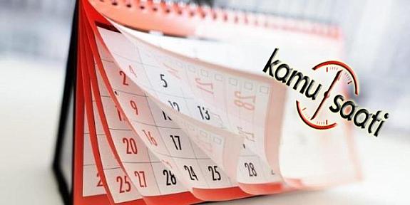 Okullar İkinci Ara Tatile Ne Zaman Giriyor ? ve Ramazan Ayı Ne Zaman Başlayacak?