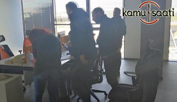 Sputnik Türkiye'nin Ofisinde Çalışanlar Göz Altına Alındı !