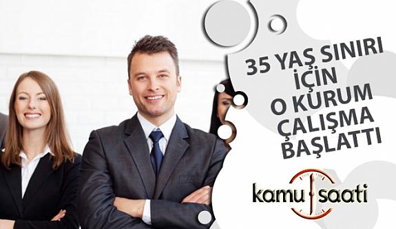 YÖK, 35 Yaş İçin Şok Bir çalışmaya Adım Attı
