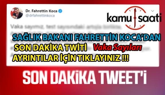 12 NİSAN 2020 Pazar  2020 Korona Virüsü vaka sayıları ve ölüm sayıları Türkiye