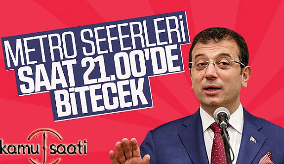 İstanbul ve Ankara'da Metro Seferleri Duracak Mı? Toplu Taşımada Şok Tedbirler