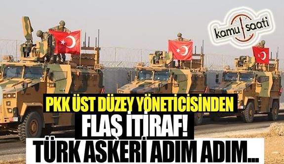 PKK'dan en üst düzeyde itiraf: Mehmetçik...
