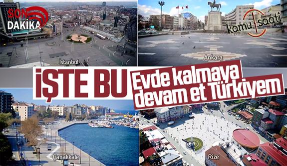 Türkiye Evde Kalmaya Devam Ediyor! Bakan Koca'dan Günün Kahraman İlleri Açıklaması