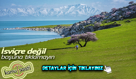 Türkiye'nin İncisi Çarpanak Adası'nın eşsiz güzelliği
