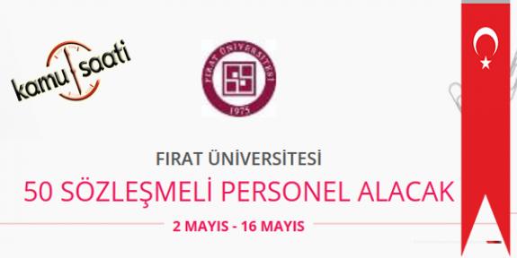 Fırat Üniversitesi 50 Sözleşmeli Sağlık Personeli Alımı Yapacak İş Başvurusu, Başvuru Formu