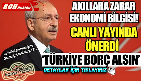 Kılıçdaroğlu'nun kaynak sorununa bulduğu çözüm 'pes' dedirtti: Borç alırım