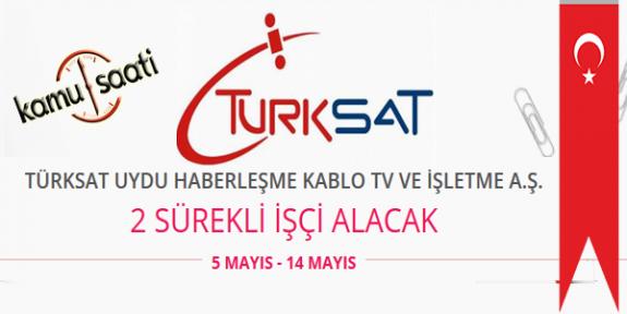 Türksat 2 Teknik Personel Alımı Yapacak Türksat İş Başvurusu ve Başvuru formu 2020