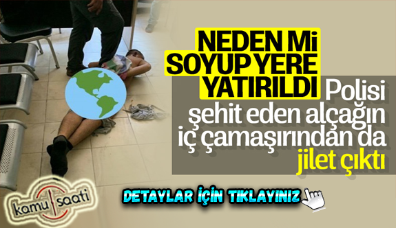 HDP'den polisi şehit eden şahsın tutuklanma şekline tepki