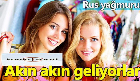 Rus Turistler Türkiyeye  Gelmeye Başladı mı?