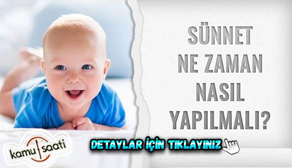 Sünnet Yaşı ve ne zaman yapılacağı konusunda Uzmanlar uyardı: Sünnet, asla 3-6 yaş arasında yapılmamalı!