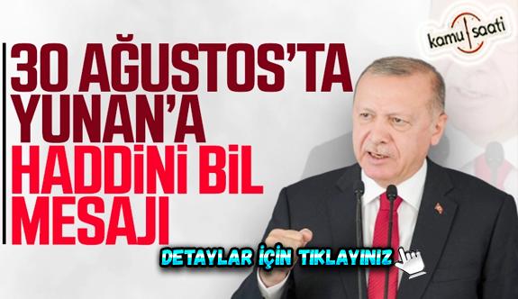 Cumhurbaşkanı Erdoğan: Maruz kaldığımız her saldırı mücadelemizi perçinledi