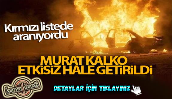 PKK'nın sözde Hakurk Eyalet sorumlusu ile 6 PKK özel güç ve istihbarat mensubu terörist etkisiz hale getirildi