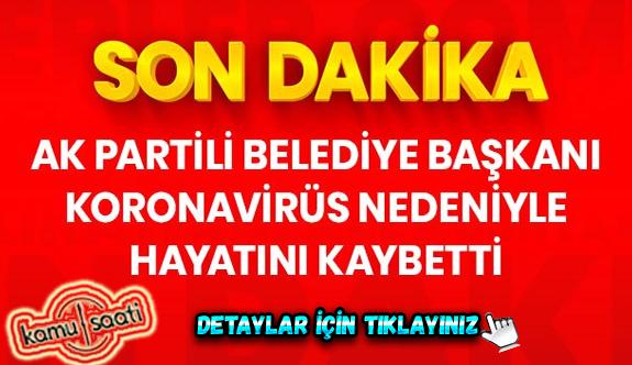 Son Dakika: Çumra Belediye Başkanı Halit Oflaz koronavirüsten hayatını kaybetti