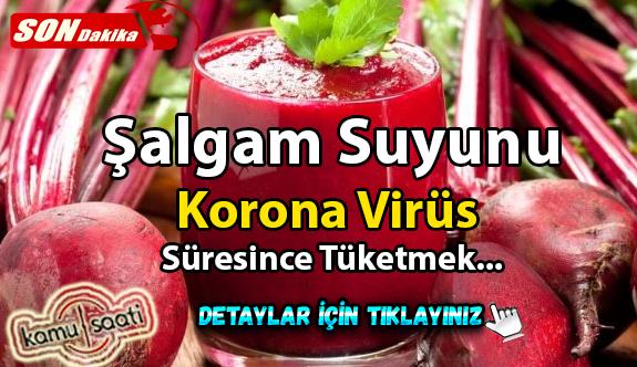 Virüs sürecinde şalgam suyu içmek için 10 sebep