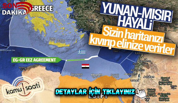 Yunanistan Parlamentosu, Mısır ile yapılan yetki alanı anlaşmasını onayladı