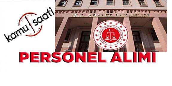 Adalet Bakanlığı 1100 İcra müdürü ve yardımcısı alacak Elemanı Alım İlanı İş Başvuru Formu