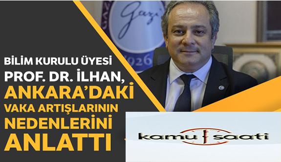 Ankarada Rekor virüs Artışı!
